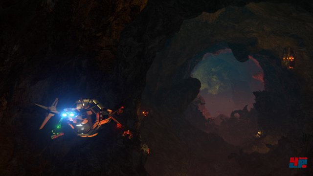 Screenshot - Descent: Underground (PC) 92501089