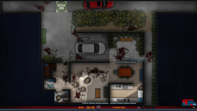 Screenshot - Door Kickers (PC)