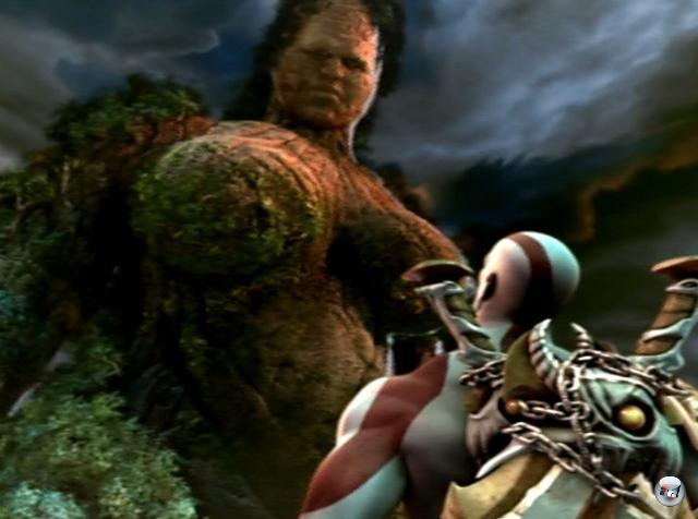 Dabei verriet Gaia ihren eigenen Sohn Kronos und ebnete Zeus den Weg zur Macht. Im Gegensatz zur God of War-Reihe ist Gaia weder ein Titan oder eine Gegenspielerin von Zeus, sondern eine der Göttinnen der griechischen Schöpfungsgeschichte, die den Wandel voran treiben will. Wie zuerst bei Uranos und später bei Kronos wiederholt sich auch hier die Geschichte des Krieges zwischen den Göttergenerationen. 2072148