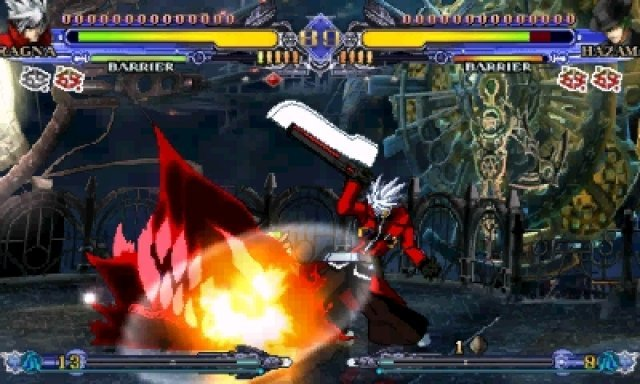 Screenshot - BlazBlue: Continuum Shift 2 (3DS)