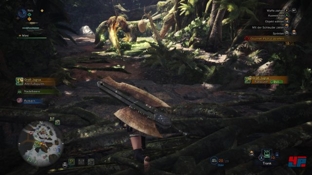 Screenshot - Monster Hunter: World (PC) 92571086