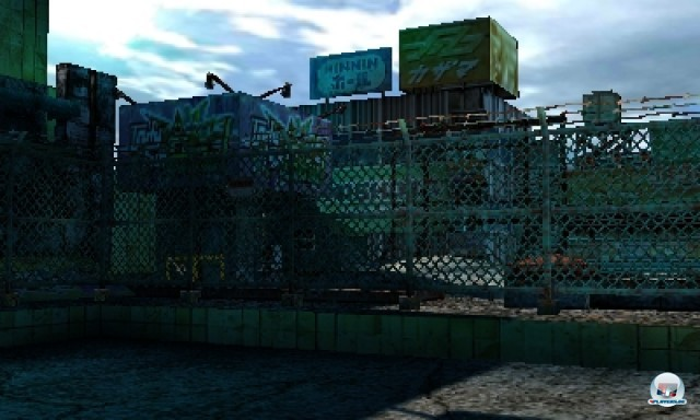 Screenshot - Tekken 3D Prime Edition (3DS) 2250532