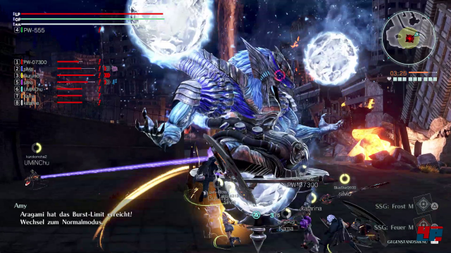 Screenshot - God Eater 3 (PS4) 92582121