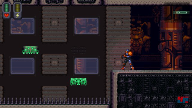 Screenshot - A Robot Named Fight! (Linux)