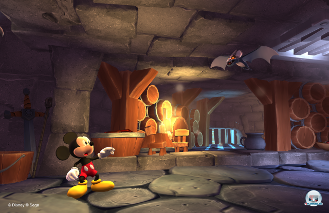 Screenshot - Castle of Illusion (360) 92462715