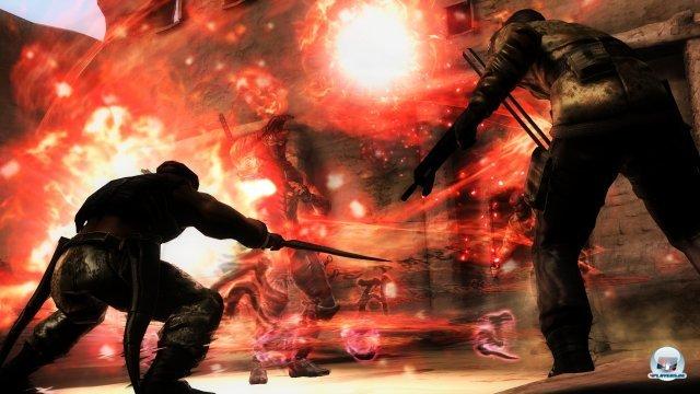 Screenshot - Ninja Gaiden 3 - Razor's Edge (Arbeitstitel) (Wii_U) 2362917