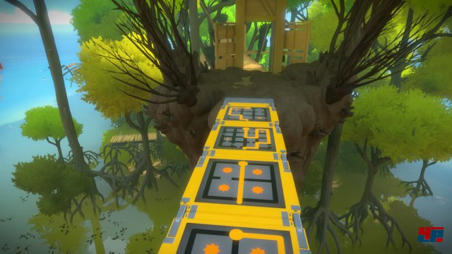 Screenshot - The Witness (PlayStation4) 92519227