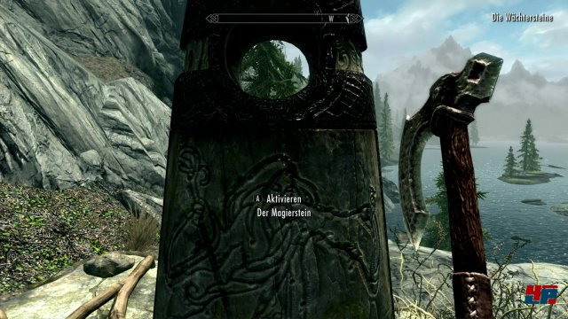 Screenshot - The Elder Scrolls 5: Skyrim (Switch)