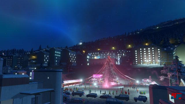 Screenshot - Cities: Skylines Snowfall (PC)