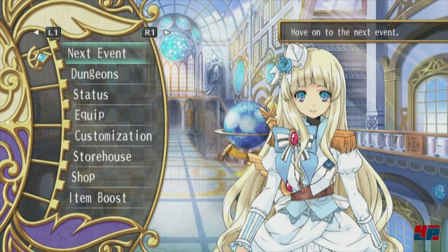 Screenshot - The Awakened Fate Ultimatum (PlayStation3) 92500096