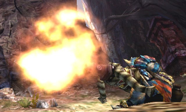 Screenshot - Monster Hunter 4 (3DS) 92399172