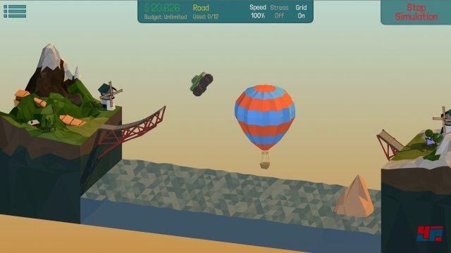 Screenshot - Poly Bridge (PC)