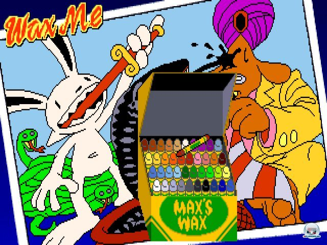 Screenshot - Sam & Max Hit the Road (PC) 92431662