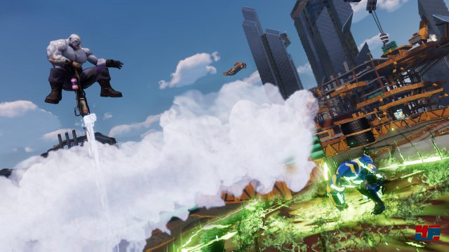 Screenshot - Agents of Mayhem (PC)