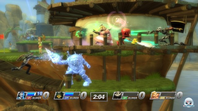 Screenshot - PlayStation All-Stars: Battle Royale (PlayStation3) 92425227