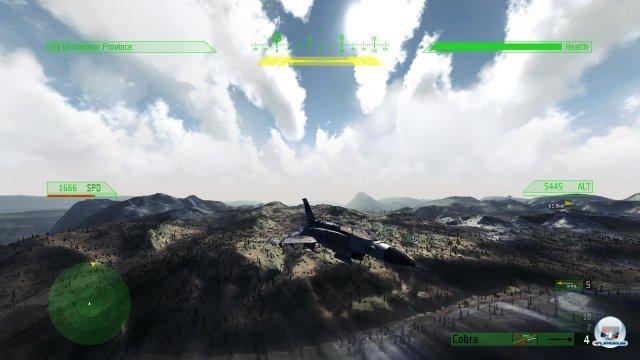 Screenshot - Jane's Advanced Strike Fighters (360) 2310067
