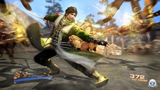 Screenshot - Dynasty Warriors 7: Empires (PlayStation3) 2361632