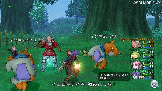 Screenshot - Dragon Quest X Online (Wii) 2370787