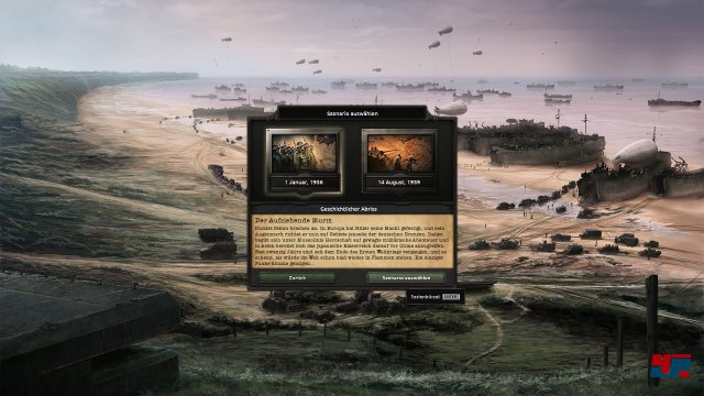 Screenshot - Hearts of Iron 4 (PC)