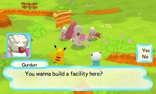 Screenshot - Pokémon Mystery Dungeon: Portale in die Unendlichkeit (3DS) 92457635