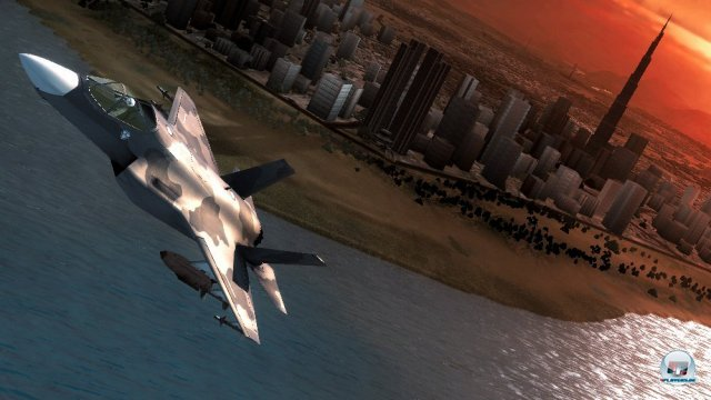 Screenshot - Jane's Advanced Strike Fighters (360) 2310027