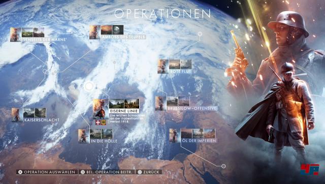 Zwei neue Operationen erweitern das Kampfgebiet nach Osten!