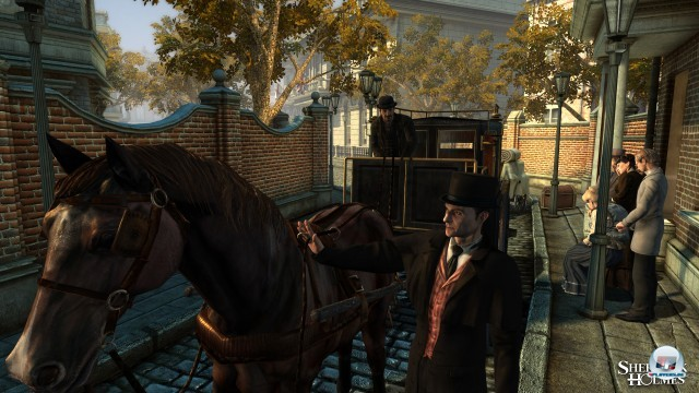 Screenshot - The Testament of Sherlock Holmes (PC) 2238302