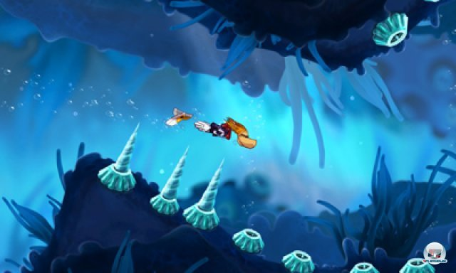 Screenshot - Rayman Origins (3DS) 2367012