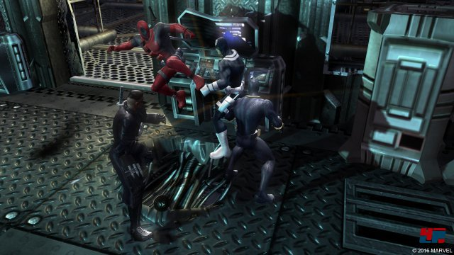 Screenshot - Marvel: Ultimate Alliance (PC) 92530050
