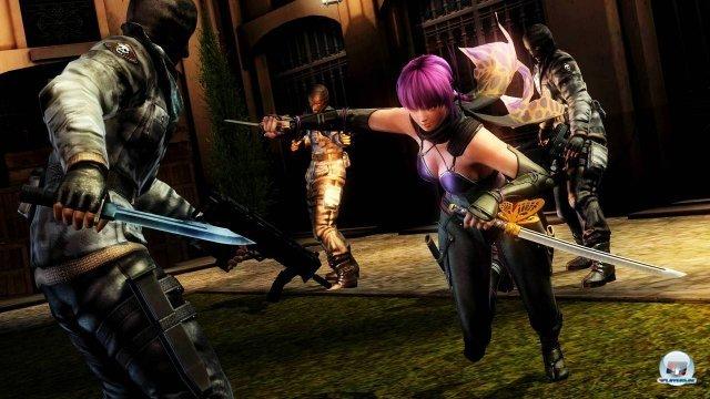 Screenshot - Ninja Gaiden 3 - Razor's Edge (Wii_U) 92405067