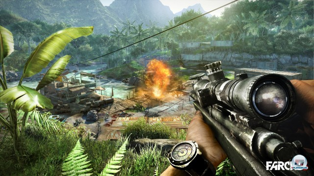 Screenshot - Far Cry 3 (360) 2252112