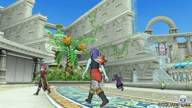 Screenshot - Dragon Quest X Online (Wii) 2289982
