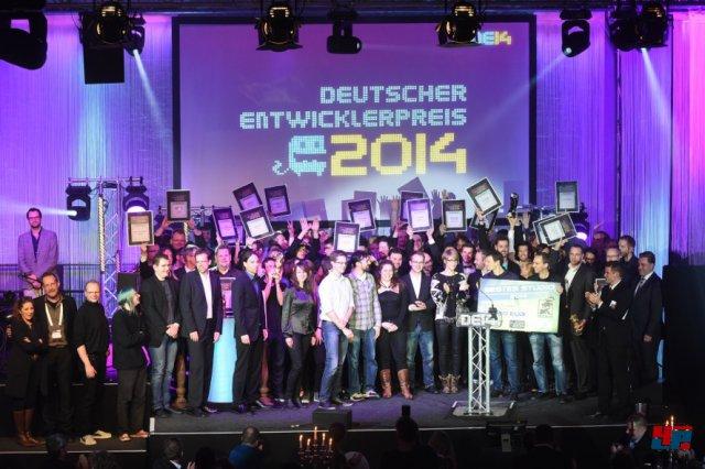 Screenshot - Deutscher Entwicklerpreis (PC)