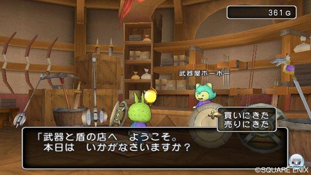 Screenshot - Dragon Quest X Online (Wii) 2375962