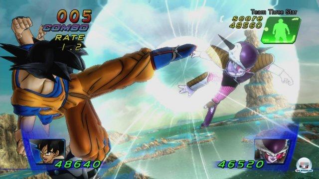 Screenshot - DragonBall Z f�r Kinect (360) 2362852