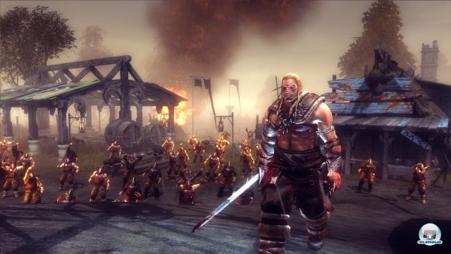 Screenshot - Viking: Battle For Asgard (PC)