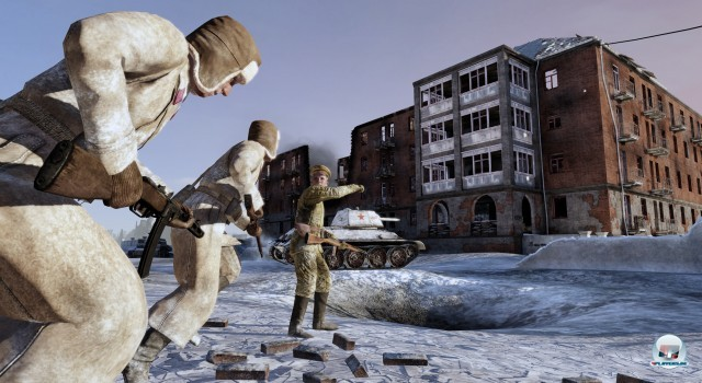 Screenshot - Red Orchestra 2: Heroes of Stalingrad (PC) 2239232