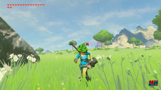 Screenshot - The Legend of Zelda: Breath of the Wild - Die legendären Prüfungen (Switch) 92547971