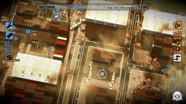 Screenshot - Anomaly: Warzone Earth (PlayStation3)
