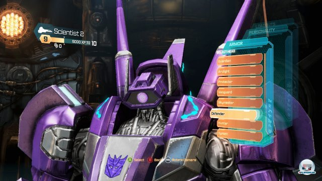 Screenshot - TransFormers: Untergang von Cybertron (360)