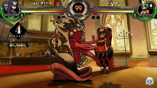 Screenshot - Skullgirls (360)