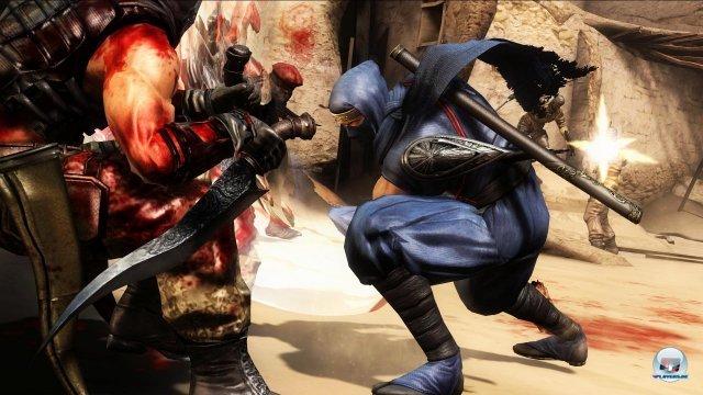 Screenshot - Ninja Gaiden 3 - Razor's Edge (Wii_U) 92416602