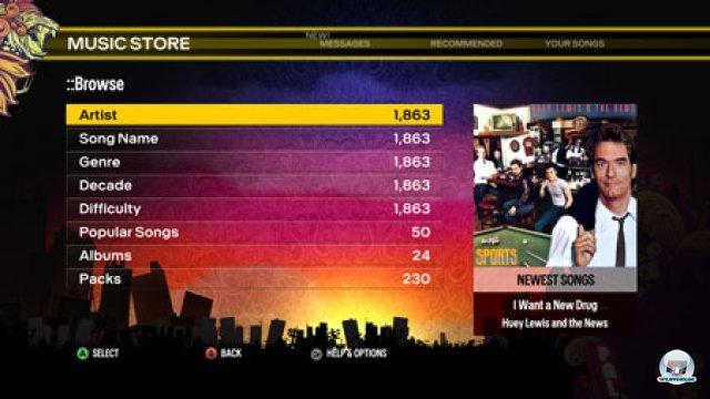 Screenshot - Rock Band Blitz (360) 2397622