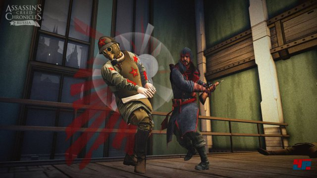 Screenshot - Assassin's Creed Chronicles: Russia (PC)