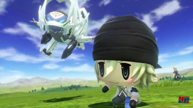 Screenshot - World of Final Fantasy (PS4)