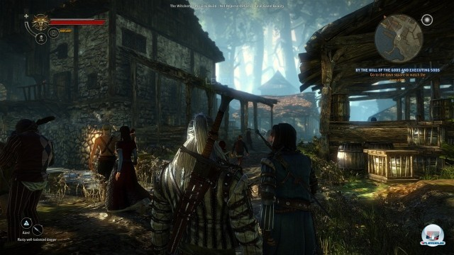 Screenshot - The Witcher 2: Assassin of Kings (PC) 2218309