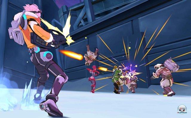 Screenshot - EX Troopers (PlayStation3) 2382687