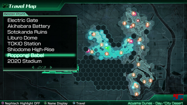 Screenshot - Metal Max Xeno (PS4)
