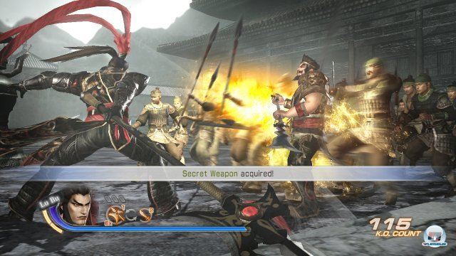 Screenshot - Dynasty Warriors 7: Xtreme Legends (PlayStation3) 2277352