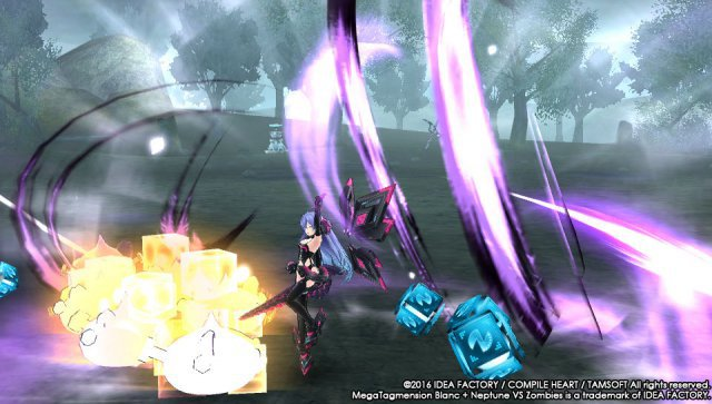 Screenshot - MegaTagmension Blanc   Neptune VS Zombies (PS_Vita) 92525098